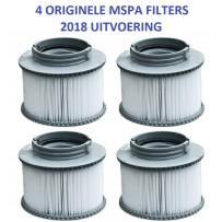 MSpa filter 4 stuks ACTIEPRIJS