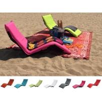 TJILLZ beachlounger strandstoel ligbed